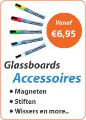 Glassboard Accessoires