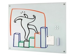 Glassboard 60x80cm